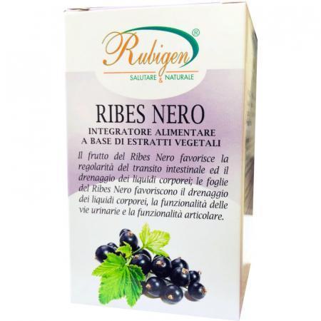 Ribes nero capsule