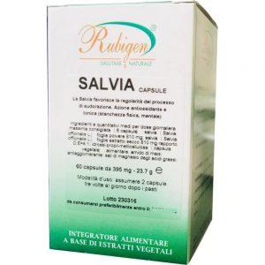 Salvia in Capsule