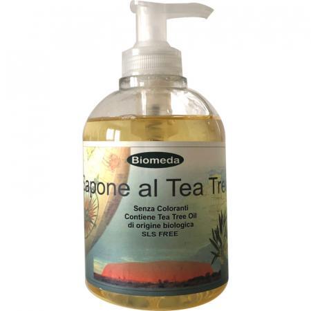 Sapone Liquido con Tea Tree