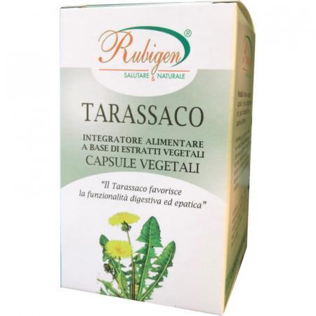Tarassaco in capsule vegetali