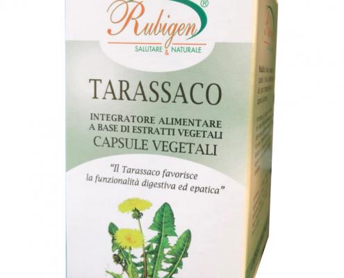 Tarassaco in capsule vegetali