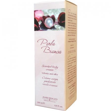 Perla Bianca crema profumata amerigo