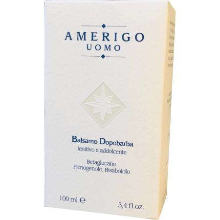 Balsamo dopobarba lenitivo ed addolcente da Amerigo