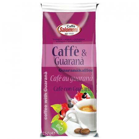 Caffè e Guaranà miscela speciale per moka