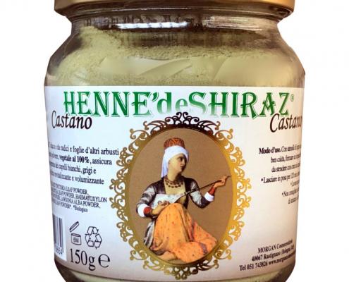 Hennè castano totalmente vegetale Hennè de Shiraz
