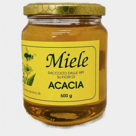 miele di Acacia italiano ed artigianale