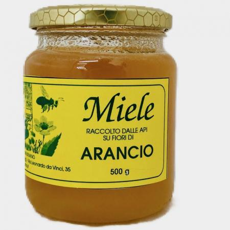 Miele di Arancio Italiano ed artigianale