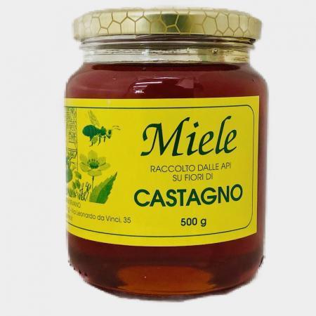 Miele di castagno artigianale ed italiano
