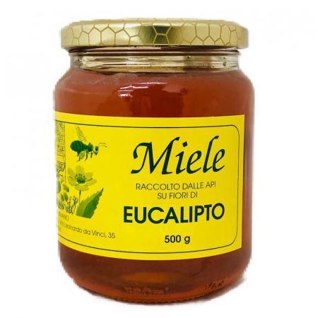 Miele di Eucalipto artigianale ed Italiano al 100%