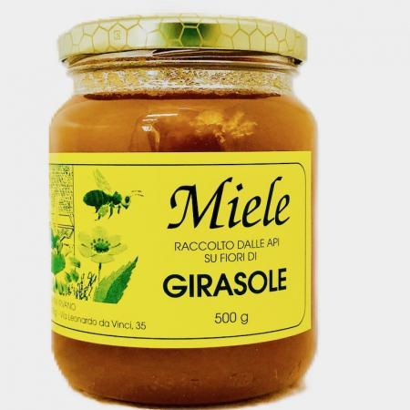 Miele di Girasole italiano ed artigianale