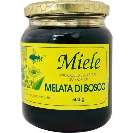 Miele di Melata di Bosco artigianale ed Italiano