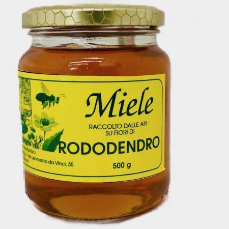 Miele di Rododendro artigianale. Prodotto Italiano