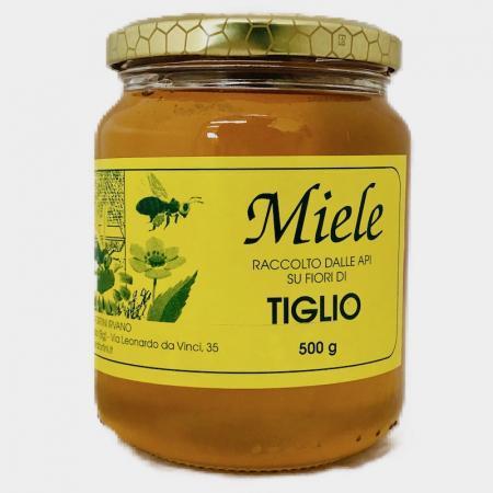 Miele di Tiglio artigianale ed Italiano