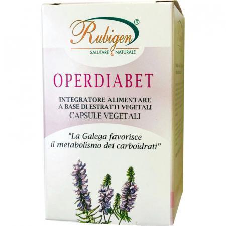 Oper Diabet capsule con Galega