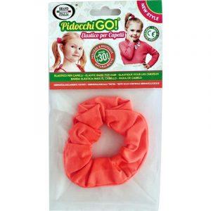 Pidocchi Go elastico per capelli arancione