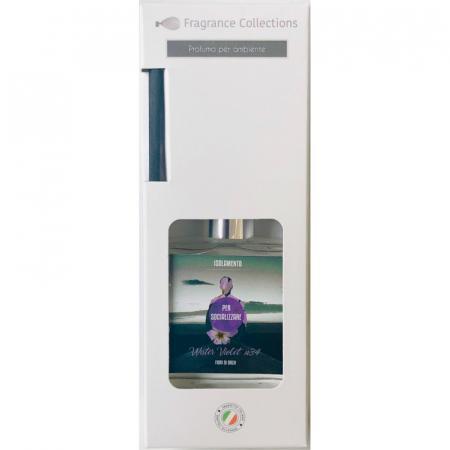 profumazione per ambiente con Water Violet per socializzare
