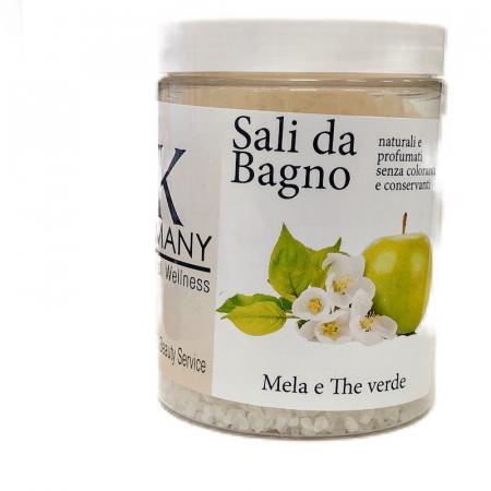 Doccia shampoo sport con allume di potassio estratti di - Bagno verde mela ...