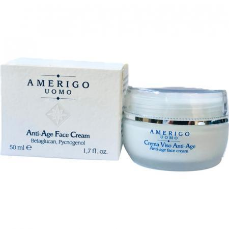Crema viso Amerigo Uomo anti-age