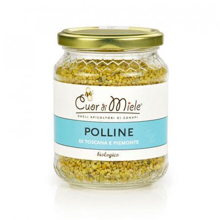 Polline Italiano fonte di sostanze nutritive