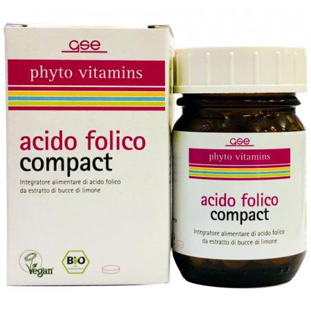 Acido Folico compresse vegan