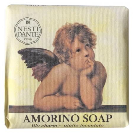 Amorino Soap lily charm da Nesti Dante
