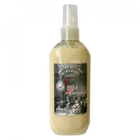 Emulsione corpo all'olio di oliva Noire di Hammam