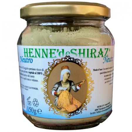 hennè de shiraz neutro
