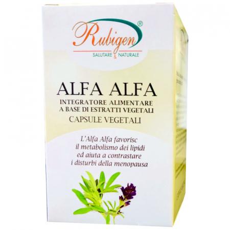 Alfa Alfa capsule vegetali contro i disturbi della menopausa