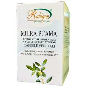 Muira Puama Capsule vegetali