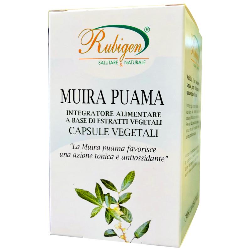 Muira Puama favorisce un'azione tonica e antiossidante