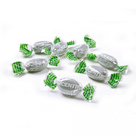 Caramelle goccia di pino con Stevia