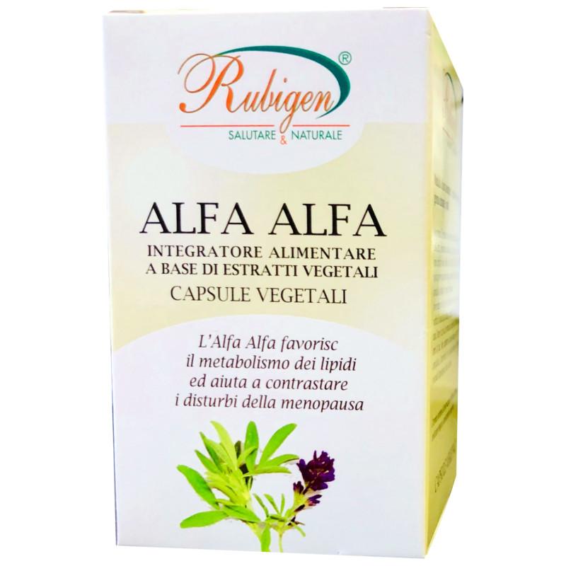 Alfa Alfa Capsule Vegetali