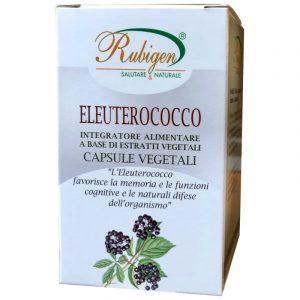 Eleuterococco Capsule Vegetali
