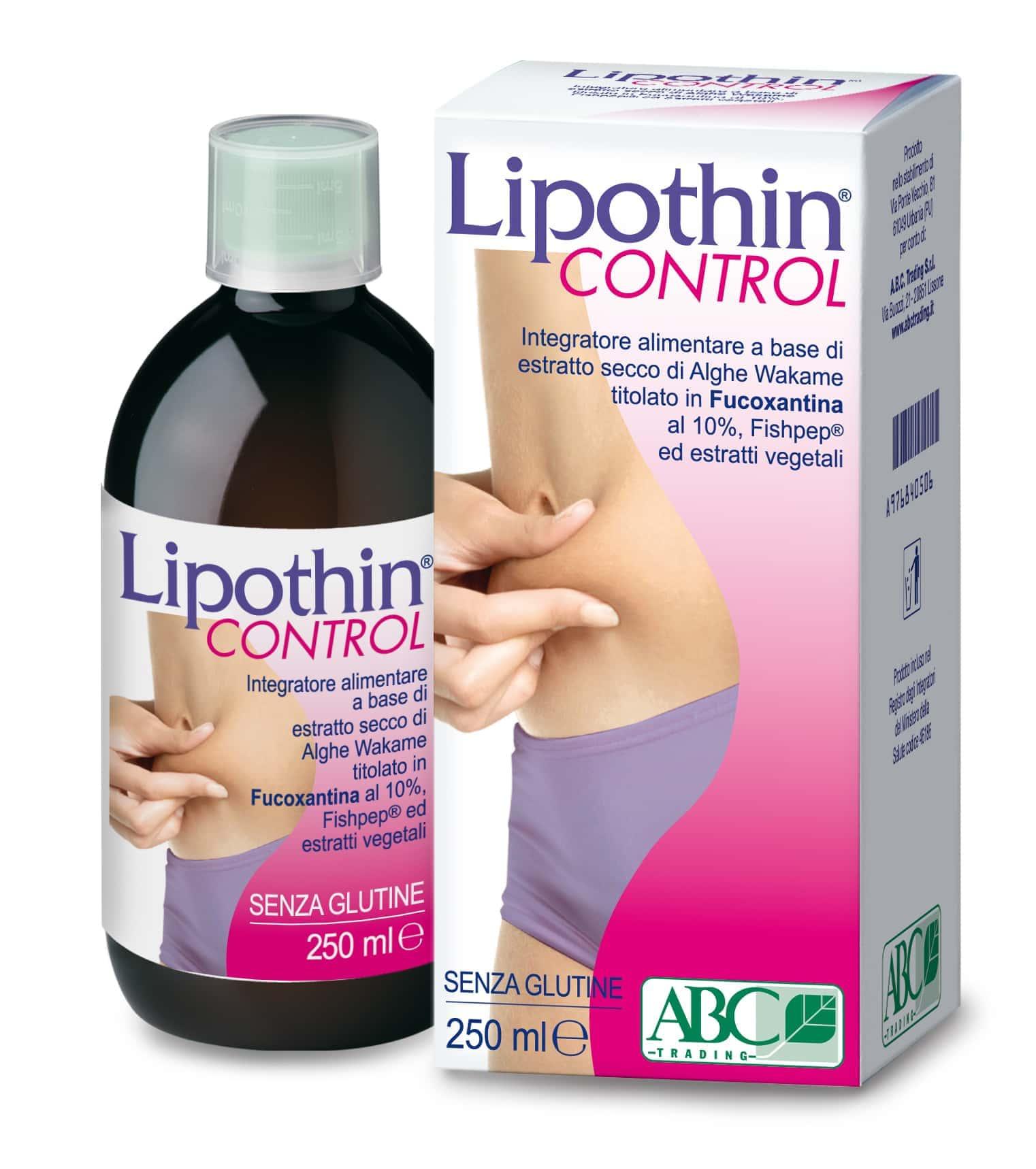 Lipothin control