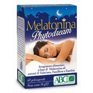 Melatonina Phytodream Capsule