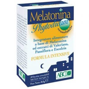 Melatonina Phytodream Orosolubile