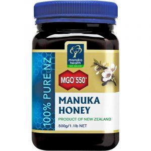 Miele di Manuka MGO550 da 500 grammi