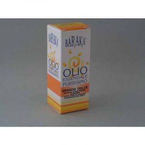 Olio Essenziale Arancio Dolce