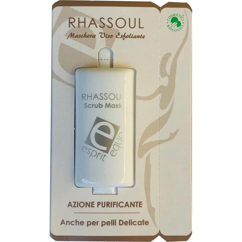 Rhassoul Maschera Viso Esfoliante