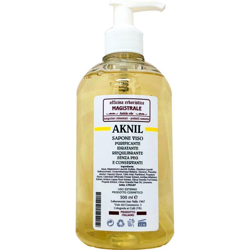 Aknil Sapone Viso