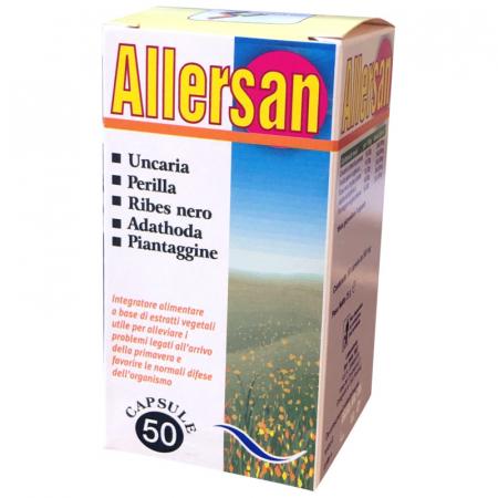 allersan contro le allergie per la primavera