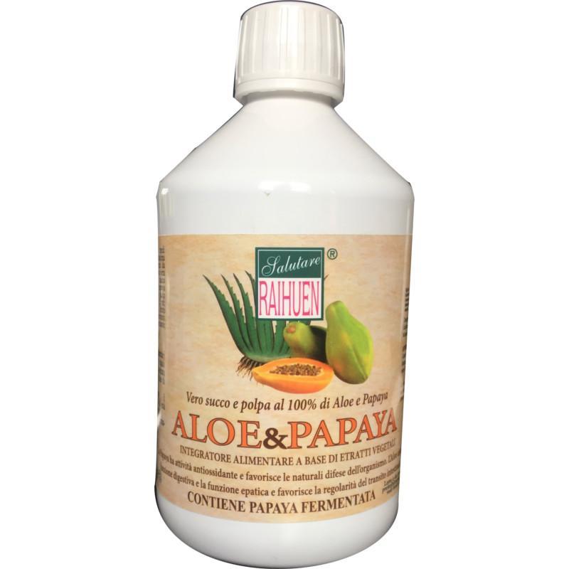 Aloe & Papaya