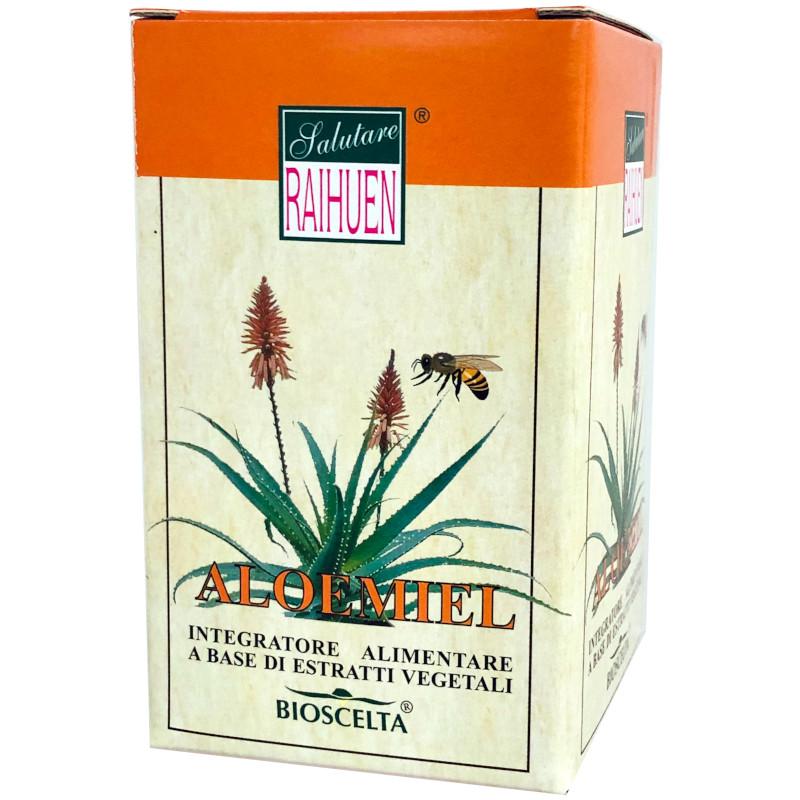 Aloemiel preparato di Aloe Arborescens