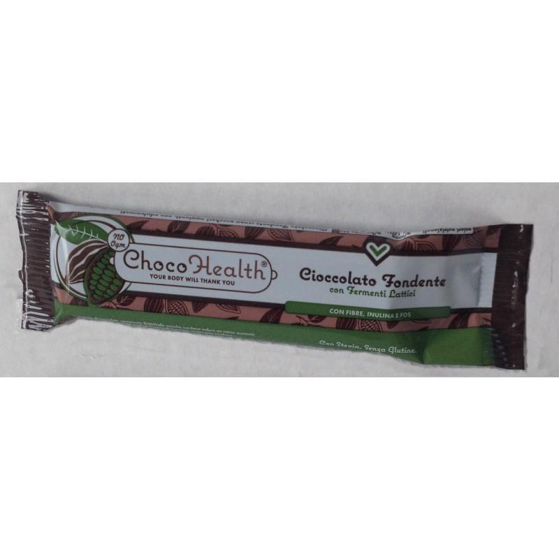 Choco Health - Cioccolato Fondente con Fermenti