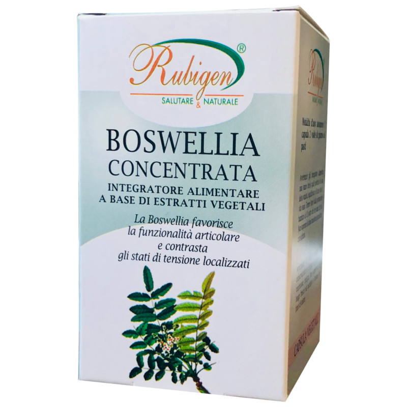 Boswellia Concentrata in Capsule