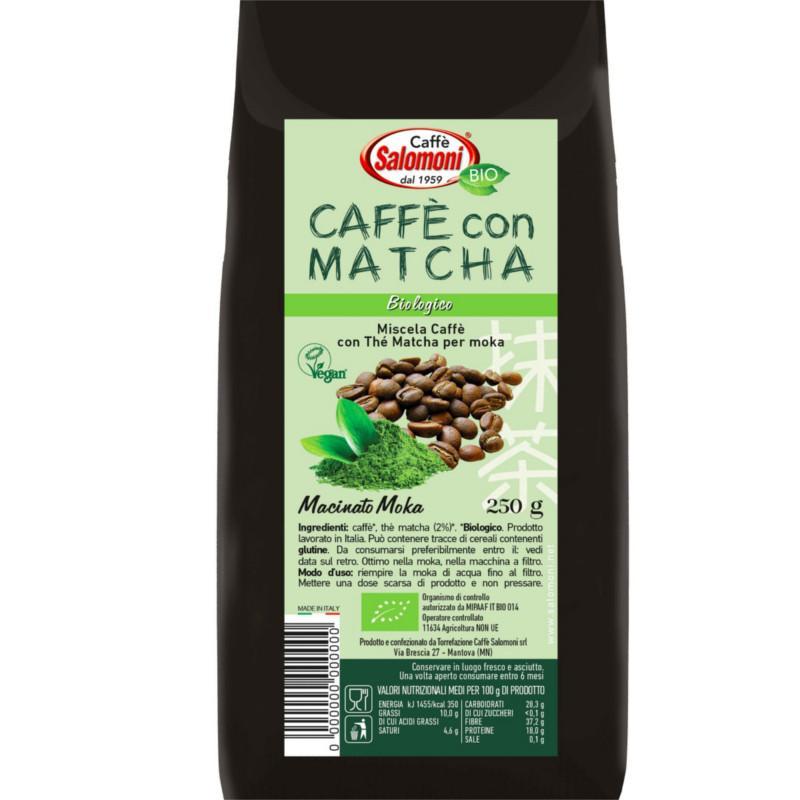 Caffè con Thè Matcha