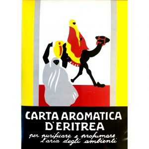Carta aromatica di Eritrea