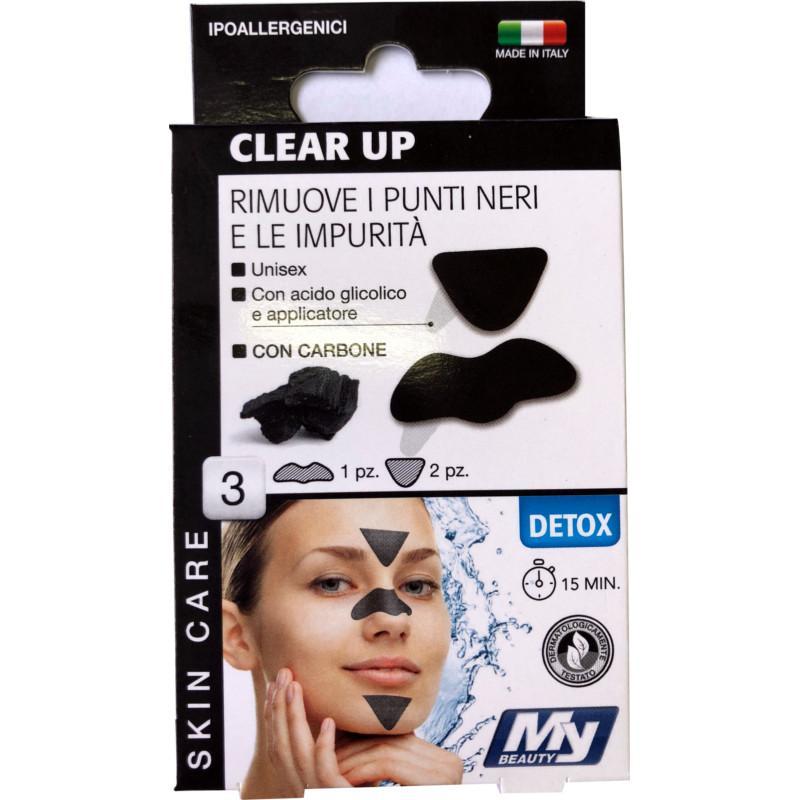 Clear Up Cerotti Punti Neri