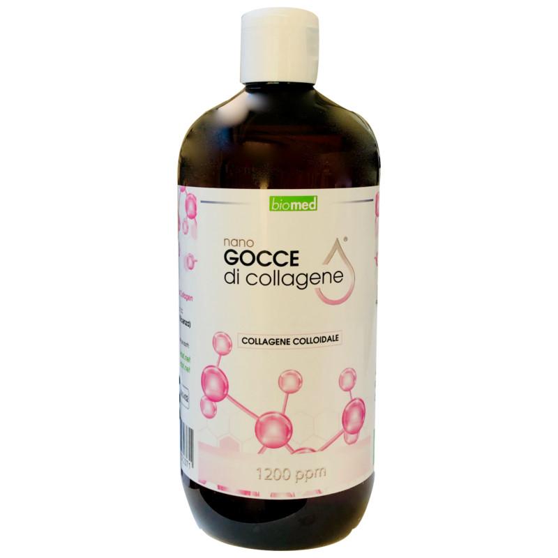 Collagene Colloidale Biomed da 500 ml