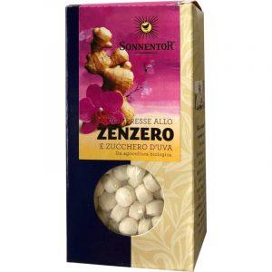 Compresse allo Zenzero